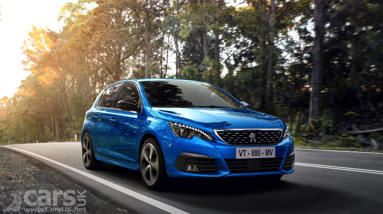 Photo 2020 Peugeot 308