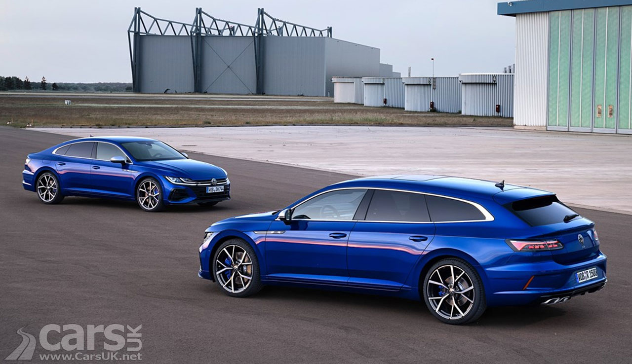 Photo 2020 VW Arteon