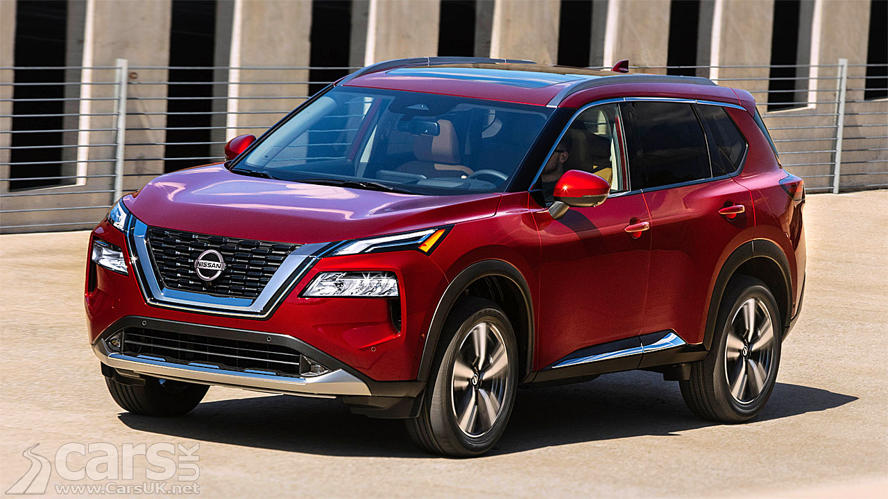 Photo 2021 Nissan Rogue / Nissan X-Trail