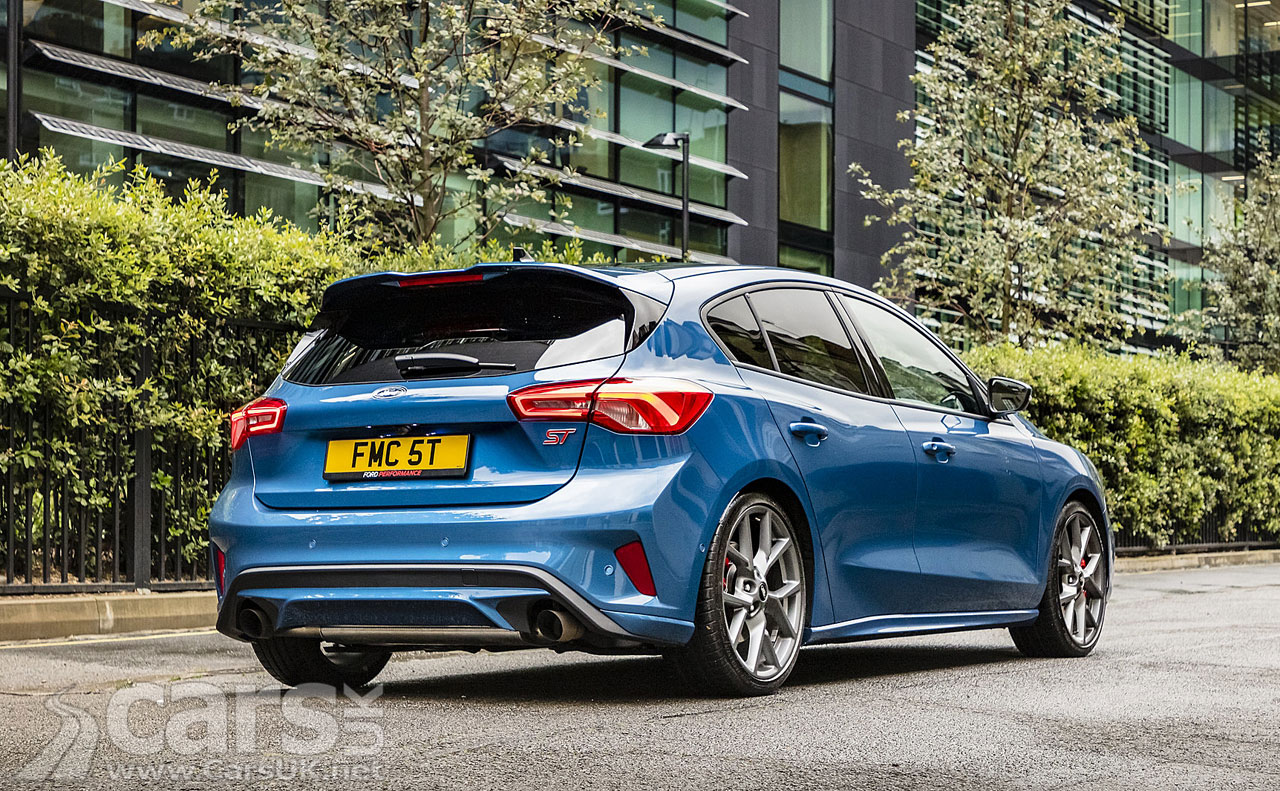 Photo Ford Focus ST Automatic