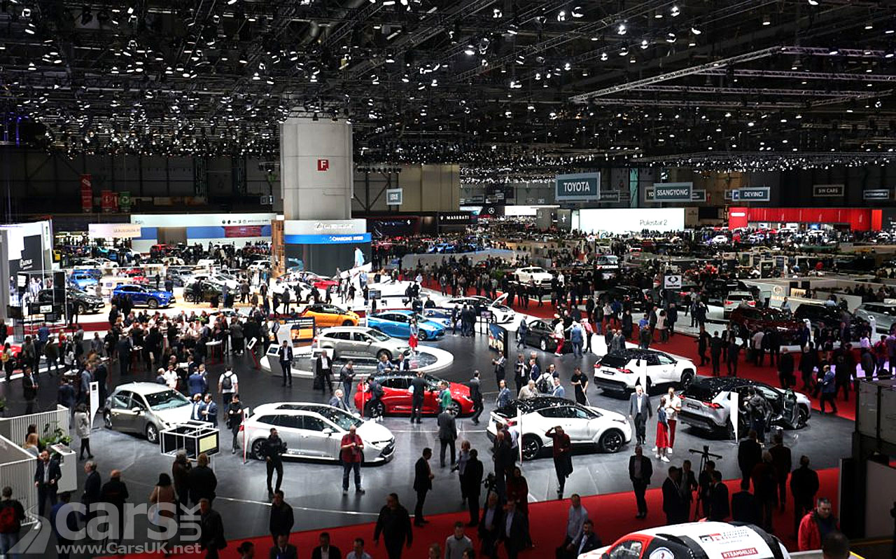 Photo Geneva Motor Show