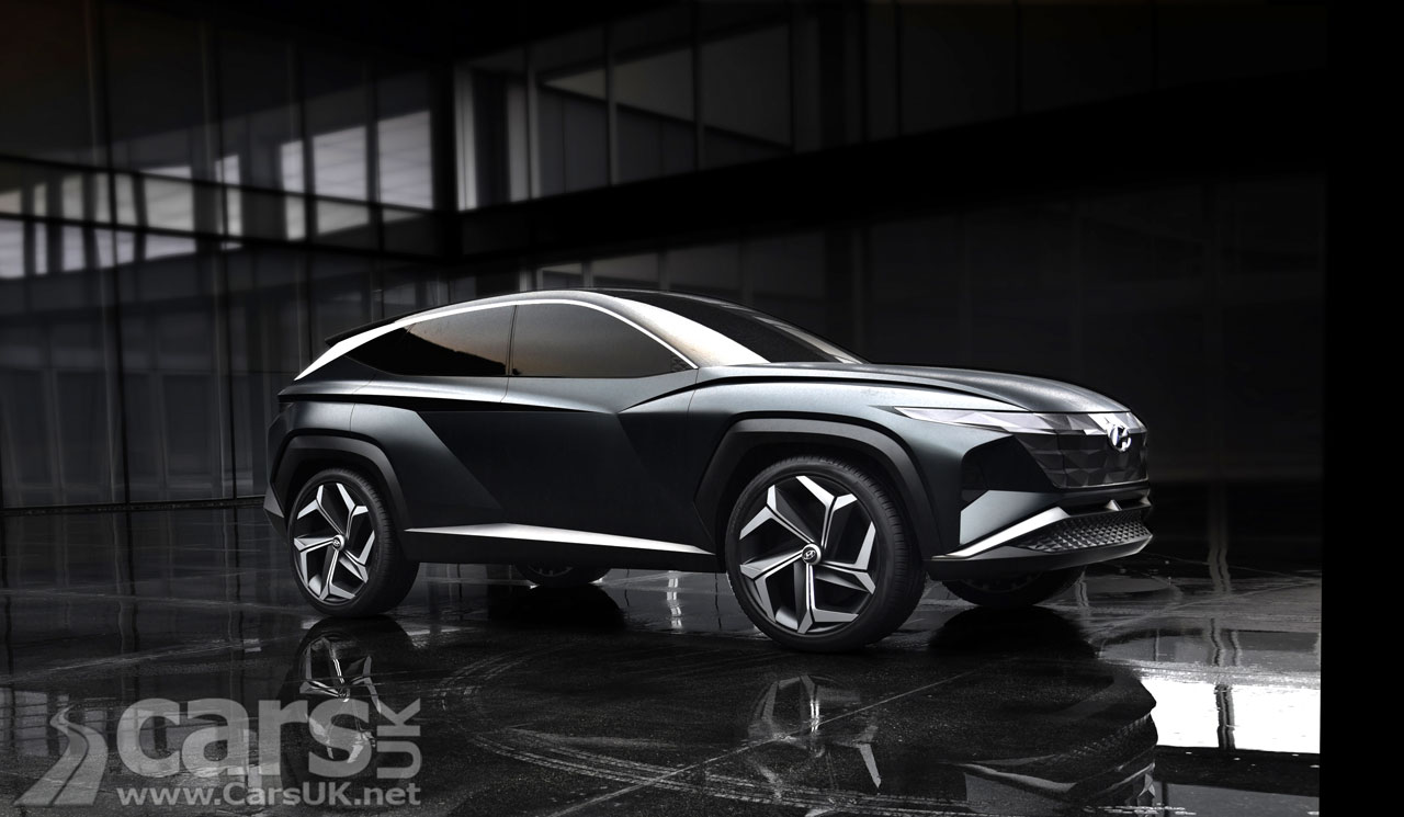 Photo Hyundai Vision T Concept