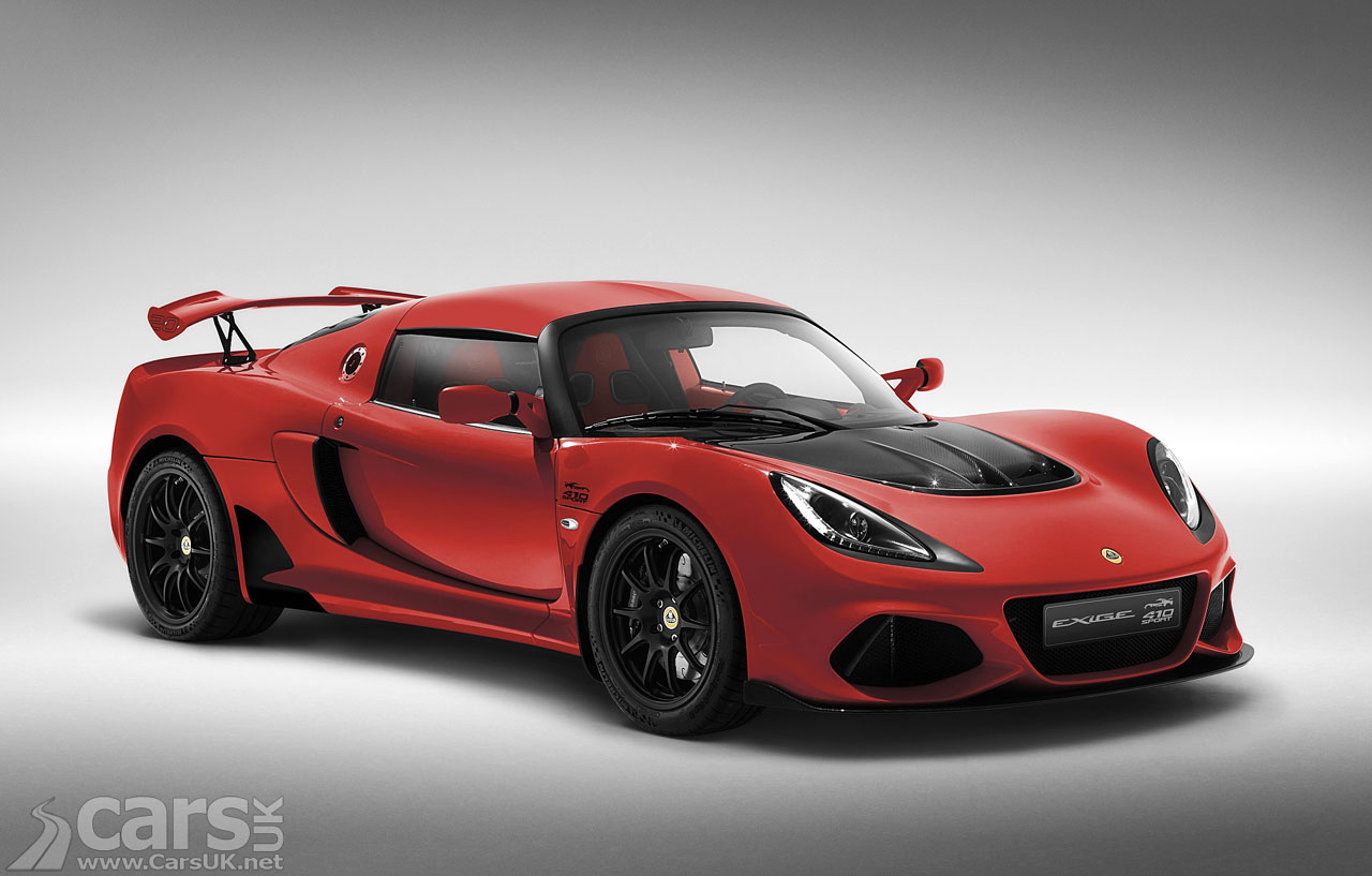 Photo Lotus Exige 20th Anniversary Special Edition