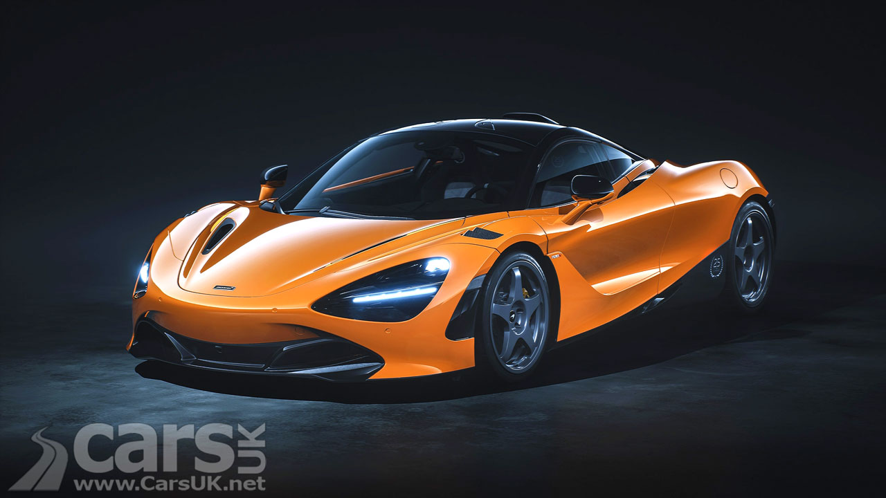 Photo McLaren 720S Le Mans Edition