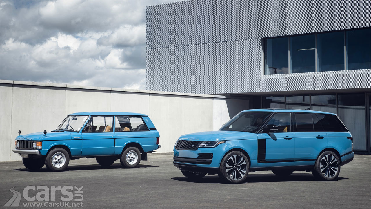 Photo Range Rover Fifty Edition