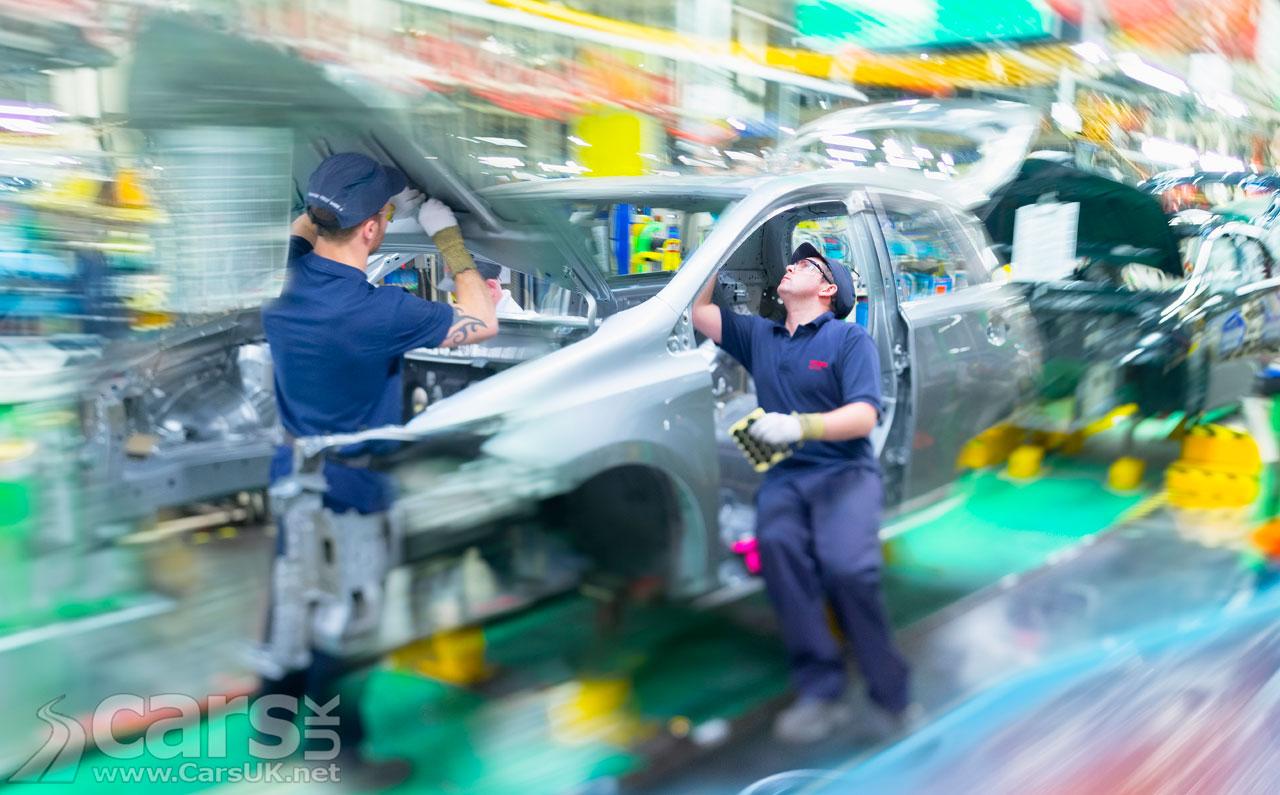 Photo Toyota Production UK