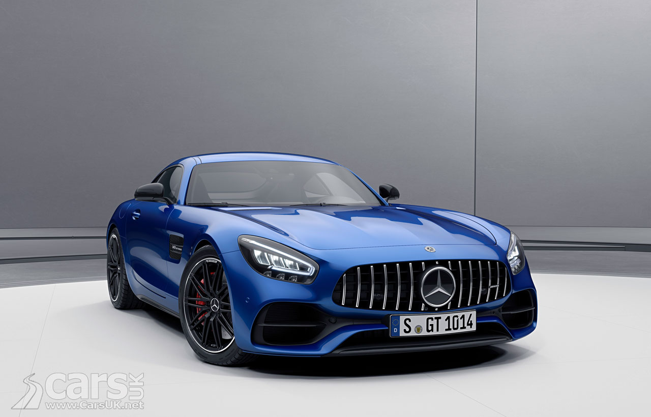 Photo 2020 Mercedes-AMG GT