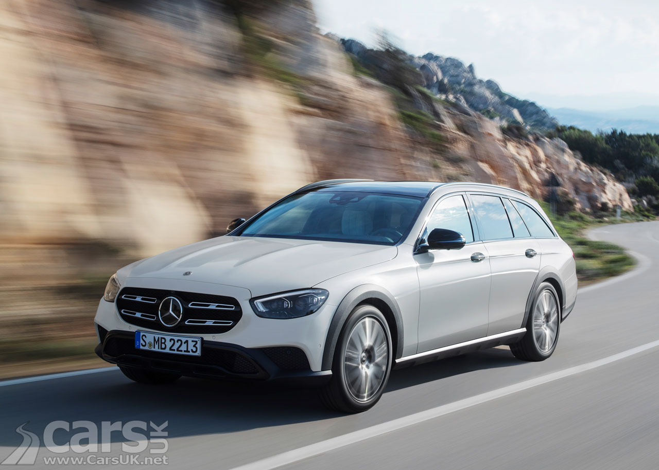 Photo new Mercedes E-Class UK on sale