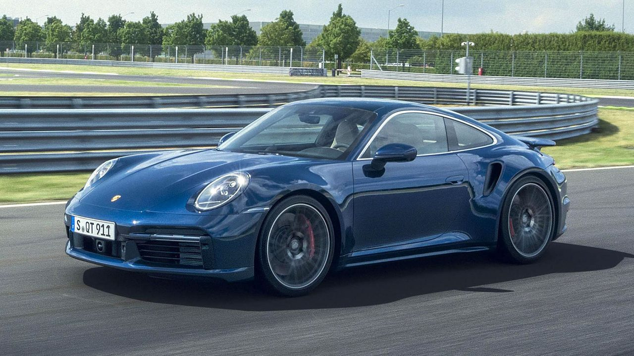 Photo 2020 Porsche 911 Turbo