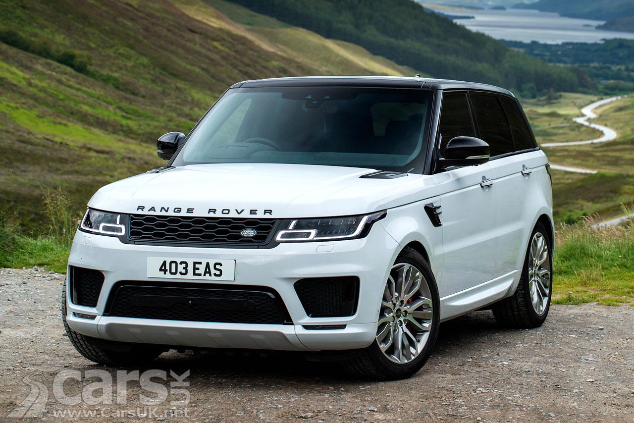 Photo 2020 Range Rover Sport
