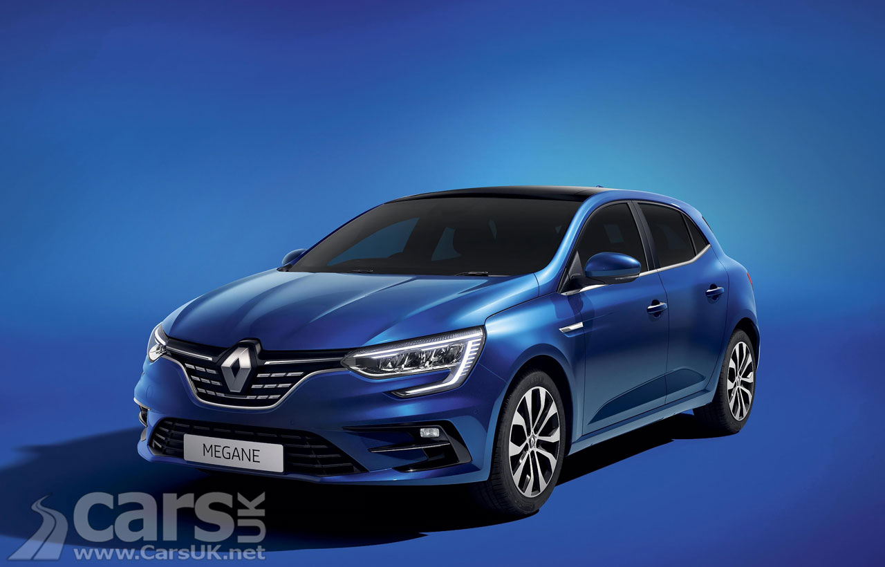 Photo 2020 Renault Megane