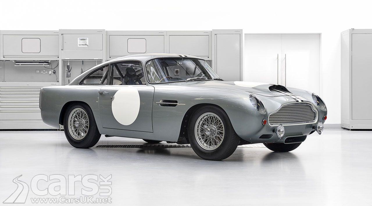 Photo First Aston Martin DB4 GT Continuation up for sale