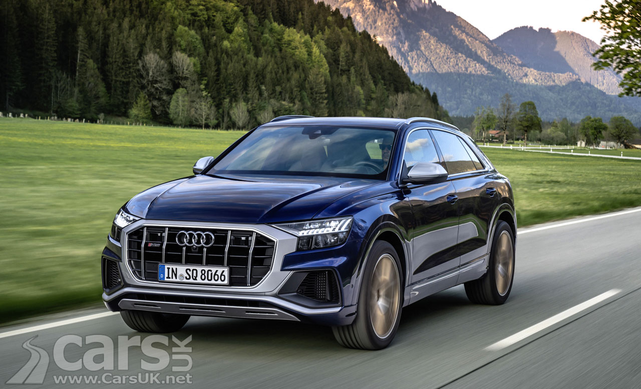Photo Audi SQ8 V8 Petrol