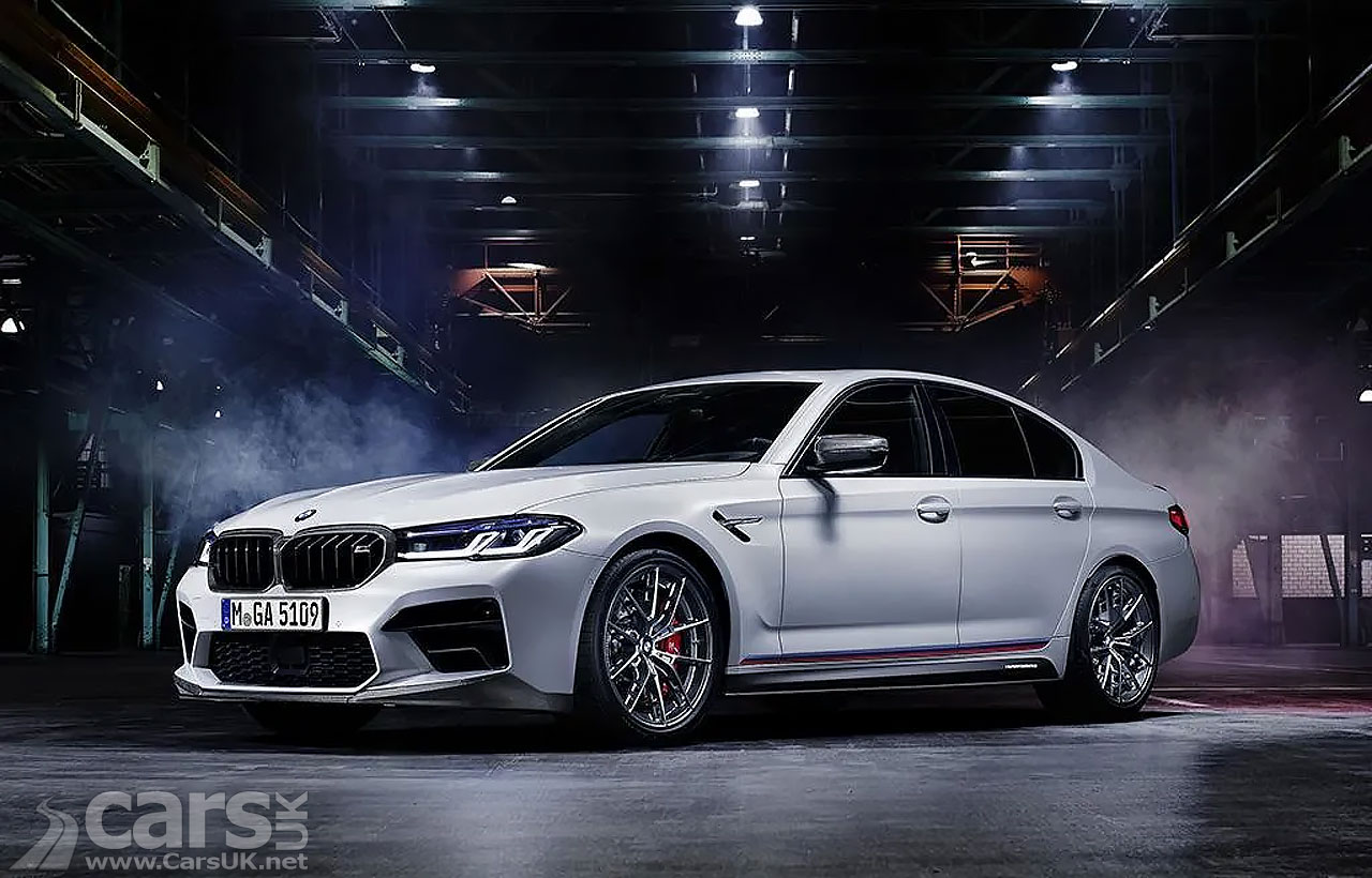 Photo New BMW M5 and 5 Series M Performance Parts
