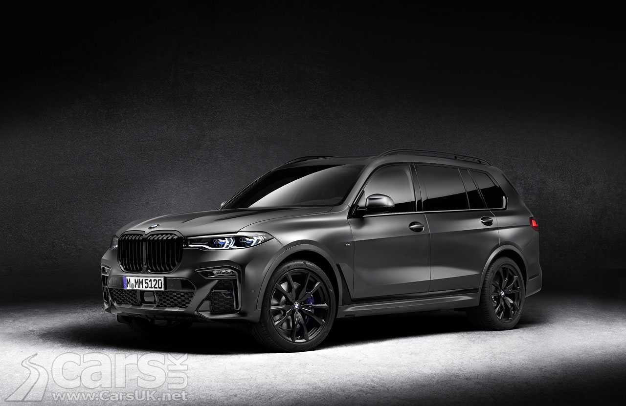 Photo BMW X7 Dark Shadow Edition