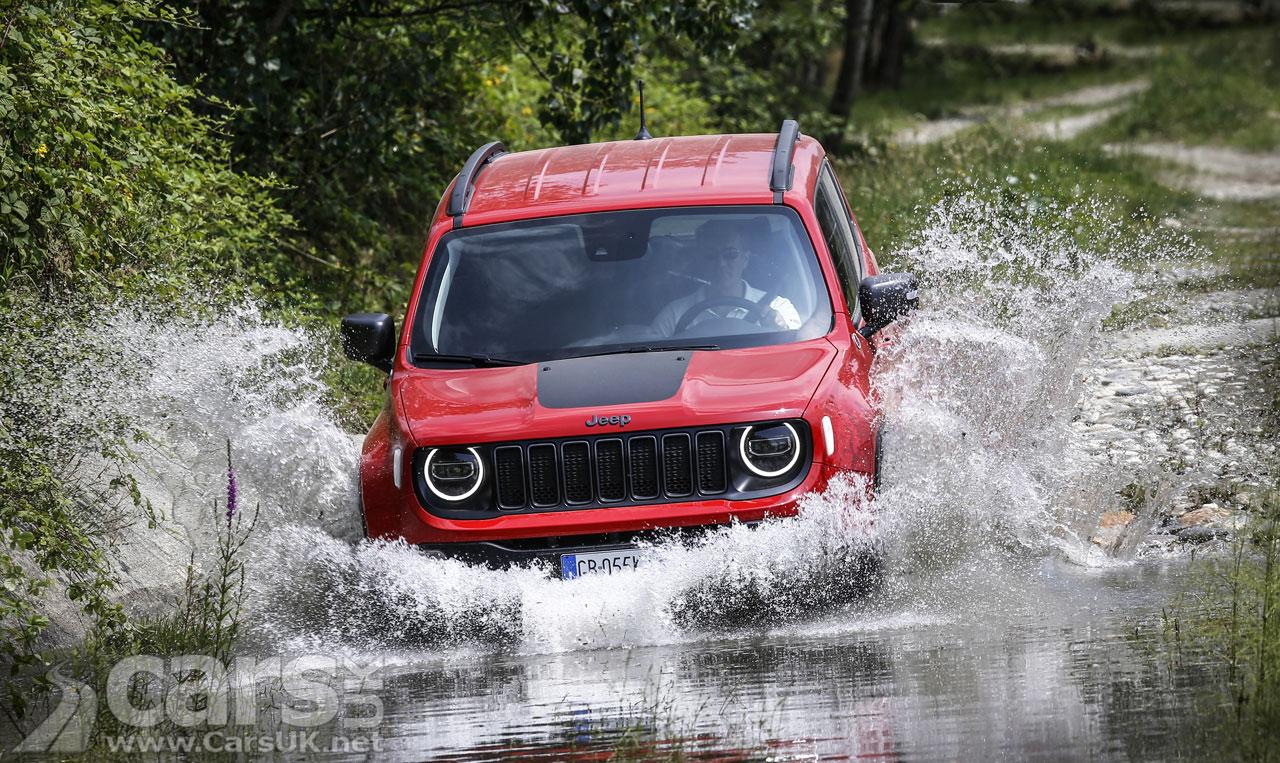 Photo Jeep Renegade 4xe PHEV
