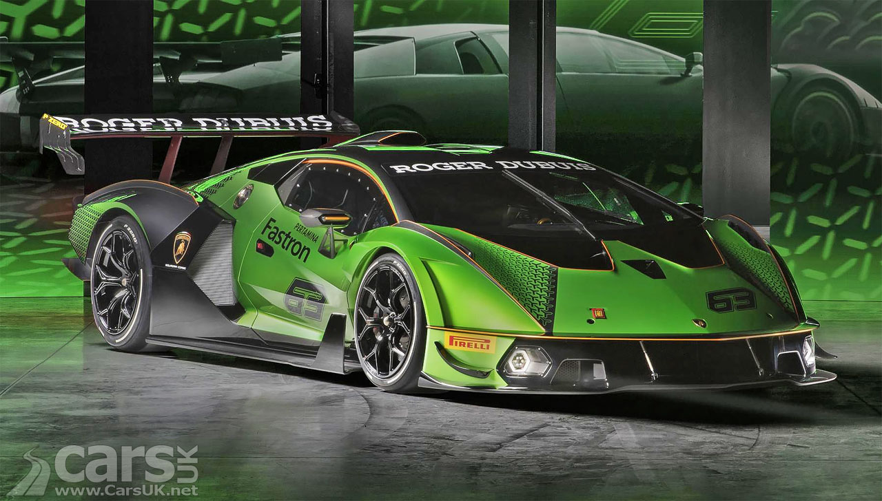 Photo Lamborghini Essenza SCV12