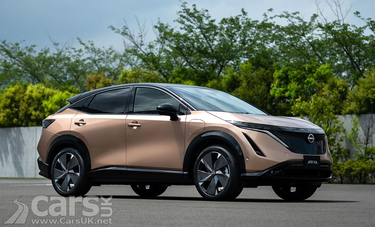 Photo Nissan Ariya ELECTRIC SUV
