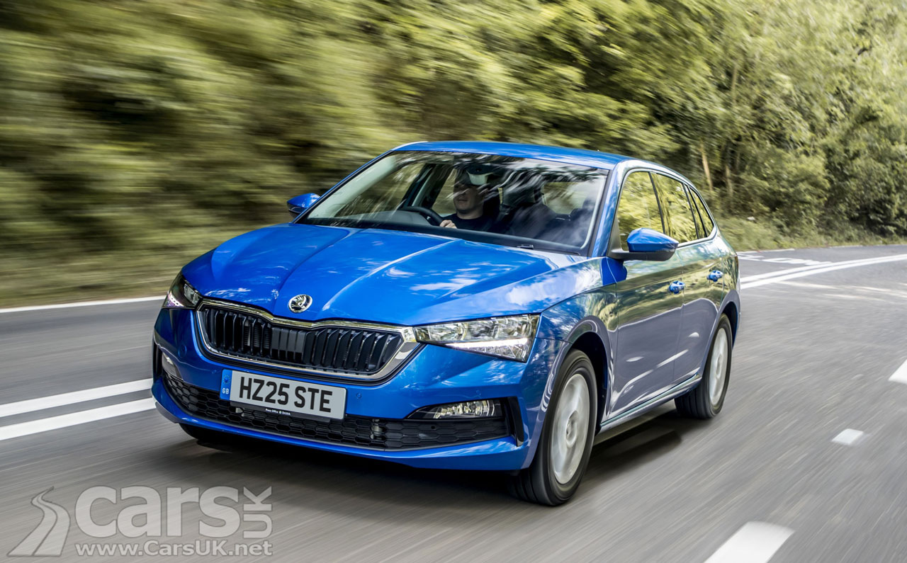 Photo Skoda Scala SE Technology