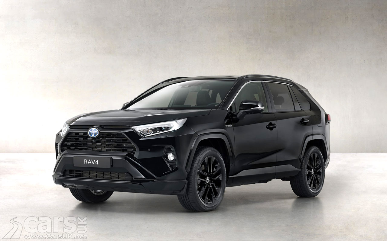 Photo Toyota RAV4 Hybrid Black Edition