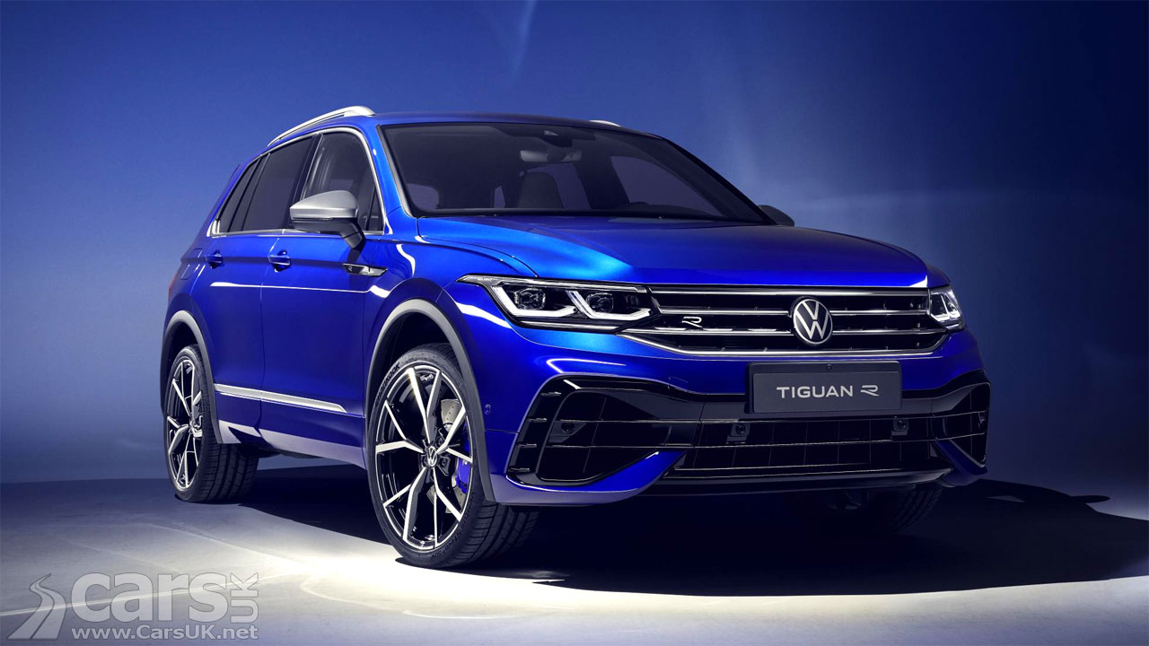 Photo Volkswagen Tiguan R