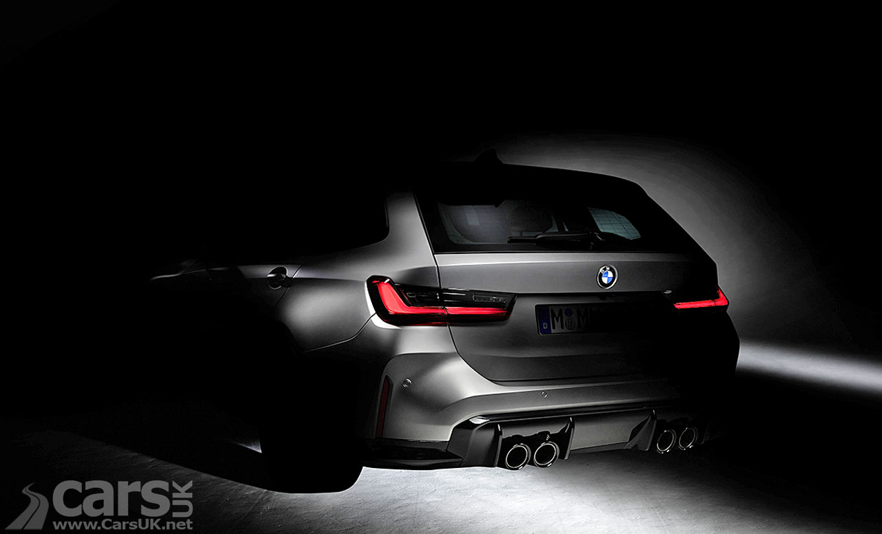 Photo BMW M3 Touring Teaser