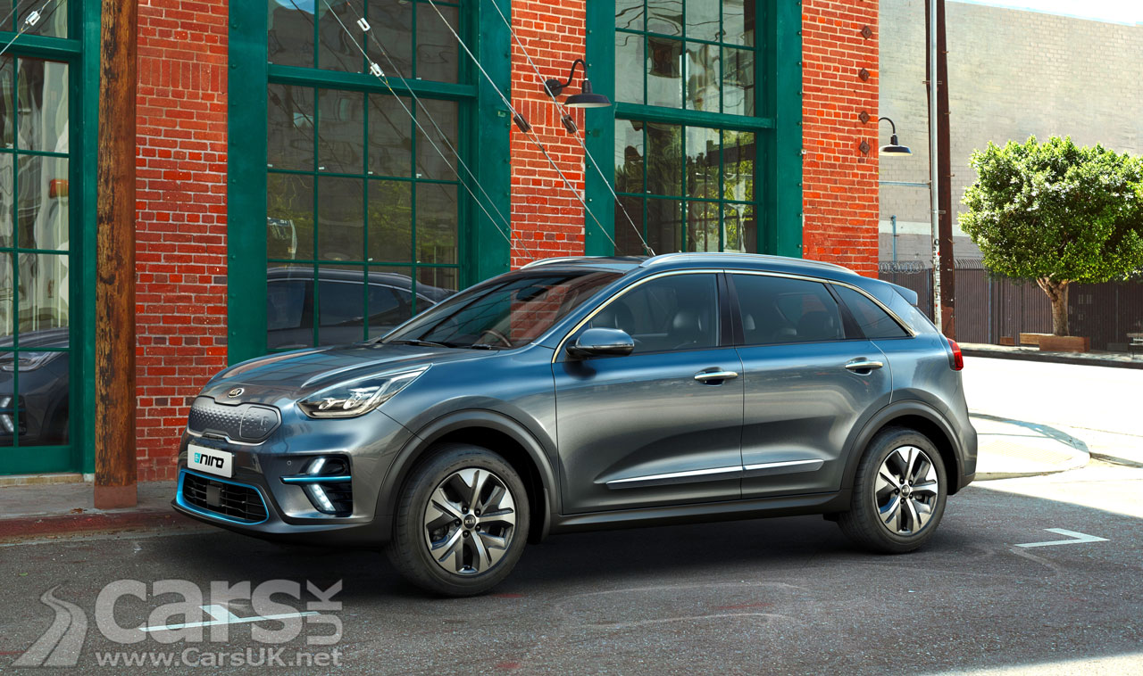 Photo Electric Kia e-Niro UK
