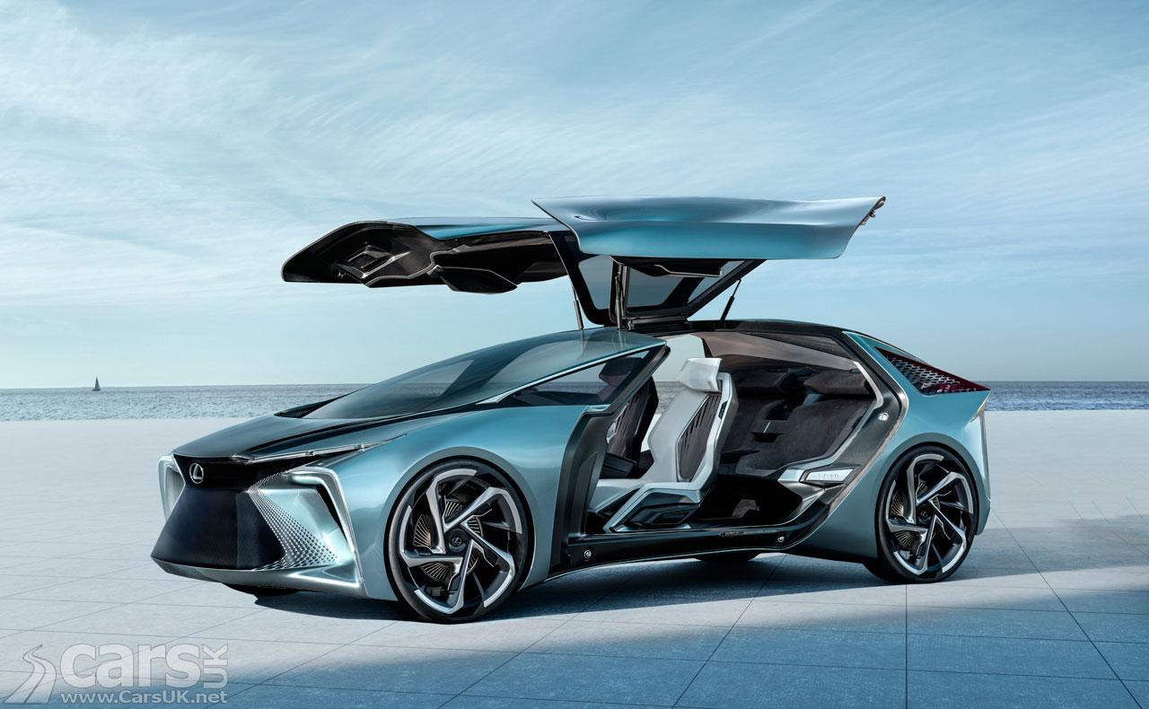 Photo Lexus LF-30 Concept