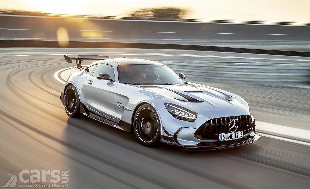 Photo Mercedes-AMG GT Black Series
