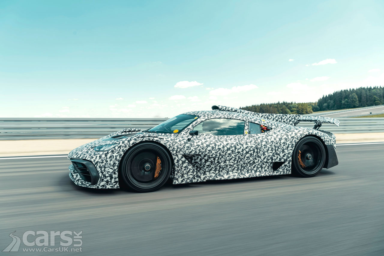Photo Mercedes-AMG One Nurburgring