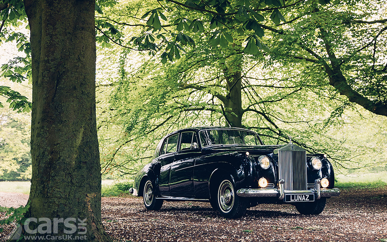 Photo Electric Rolls-Royce Silver Cloud