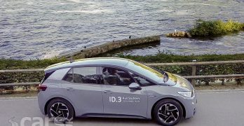 Photo Electric Volkswagen ID.3 CAN do 330 miles on a single charge