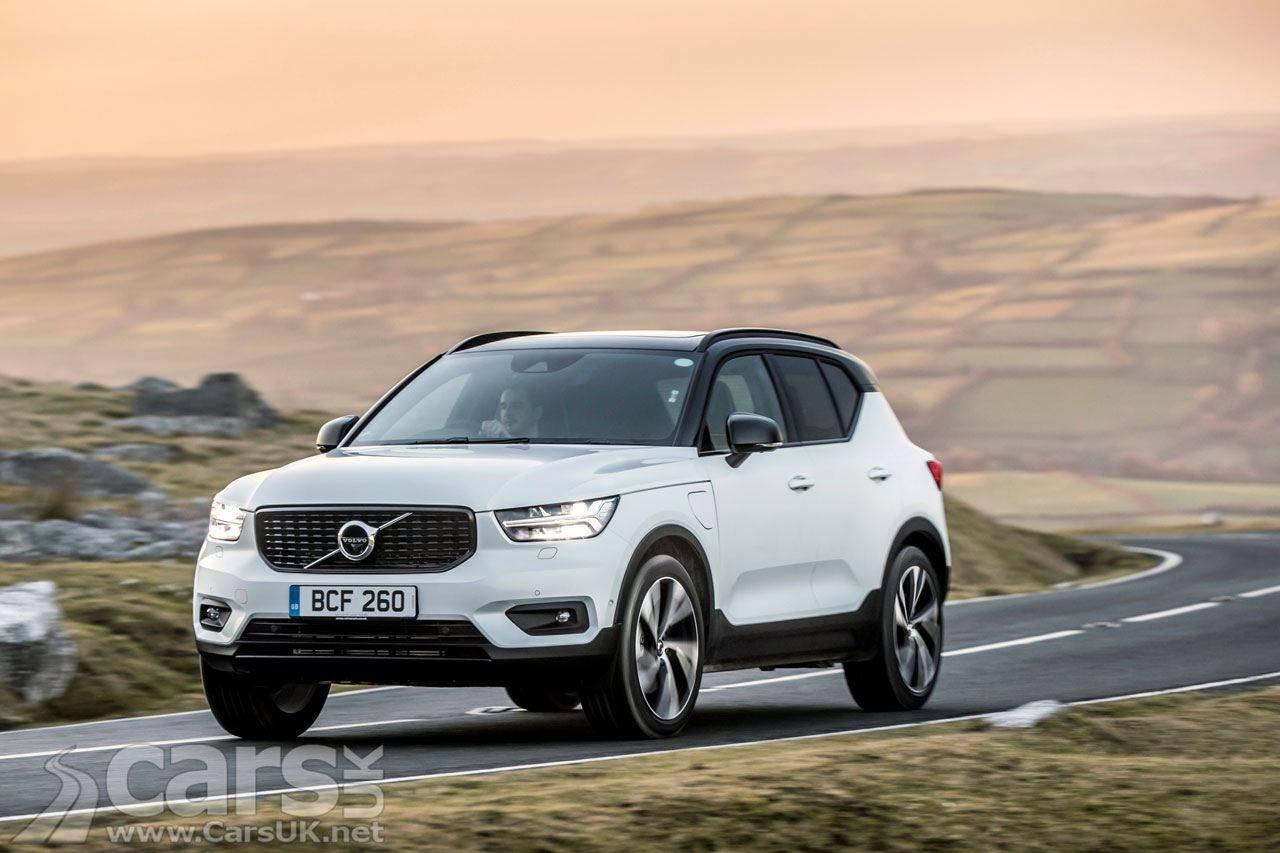 Photo Volvo XC40 T4 Recharge Plug-in Hybrid