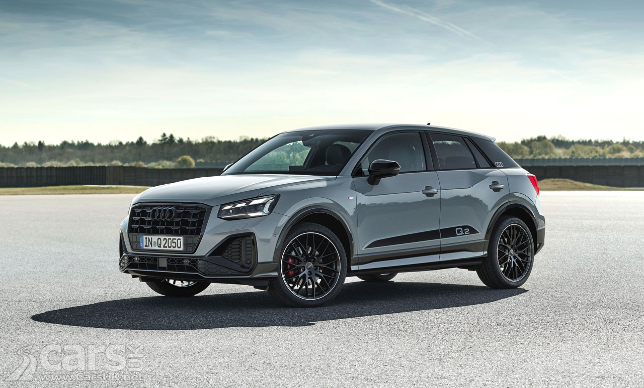 Photo 2020 Audi Q2