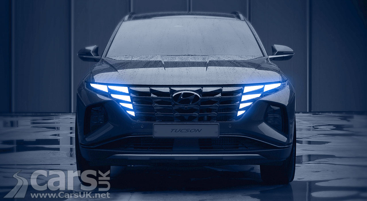 Photo New Hyundai Tucson Teaser