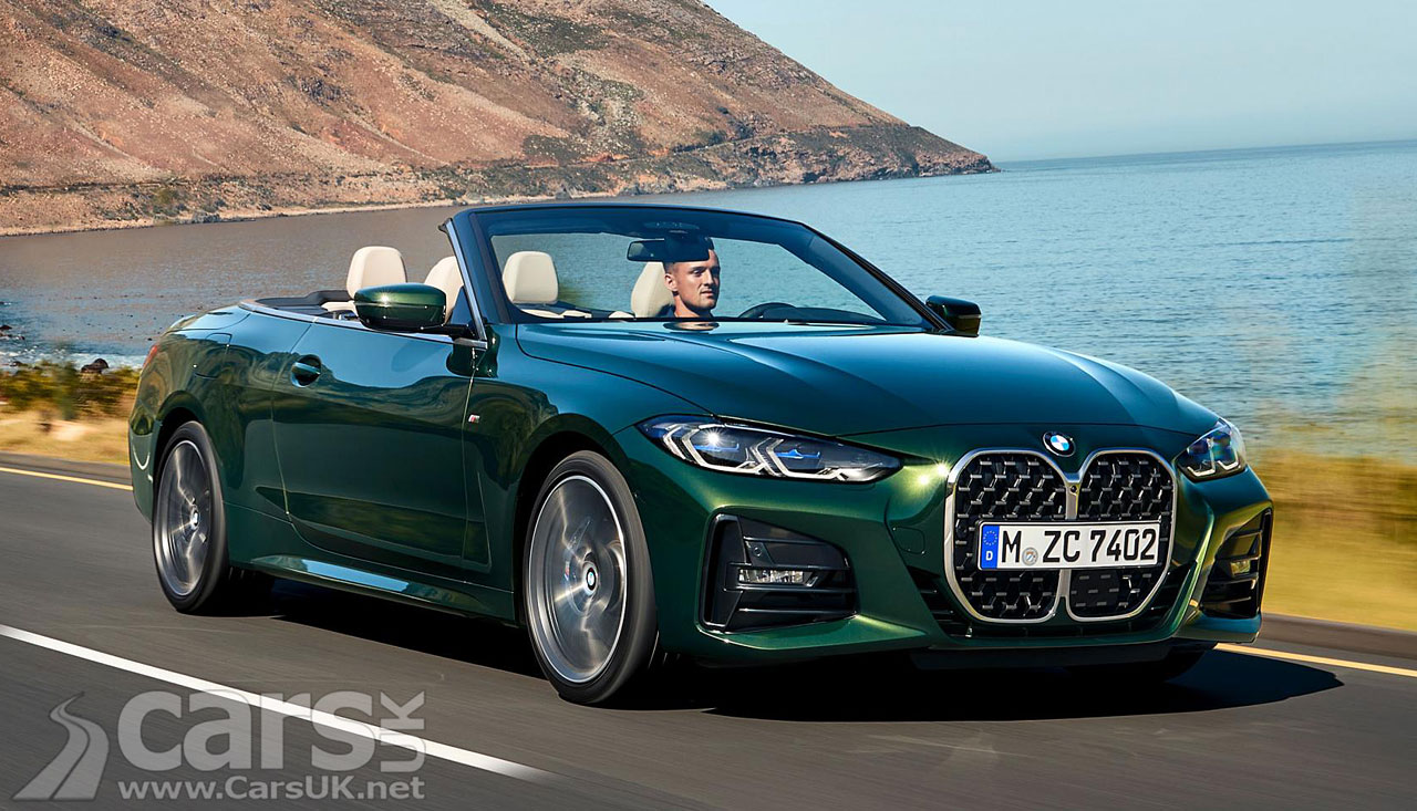 Photo New BMW 4 Series Convertible