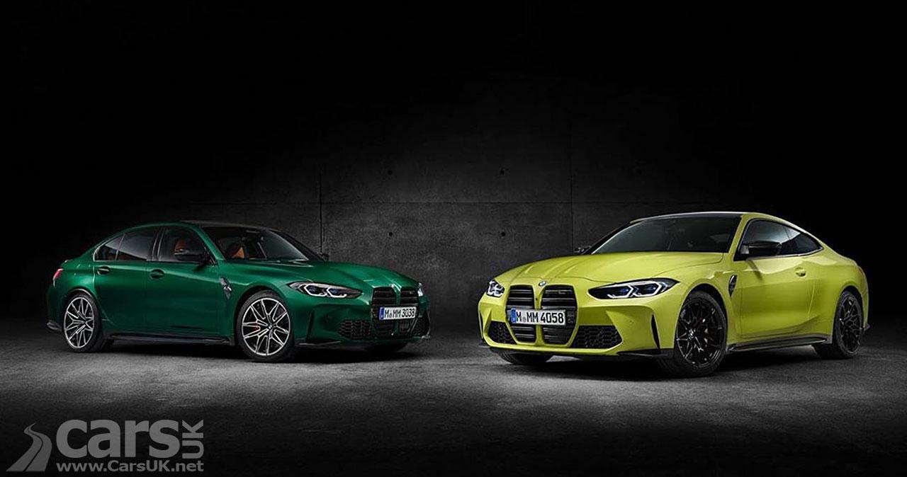 Photo New BMW M3 and BMW M4 LEAK