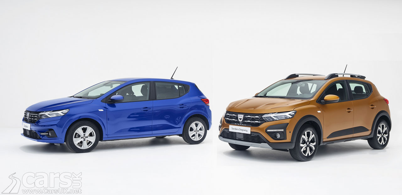 Photro New Dacia Sandero and Sandero Stepway
