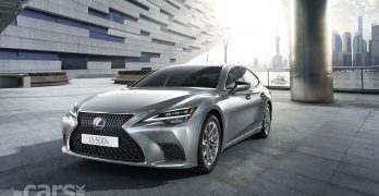 Photo 2021 Lexus LS