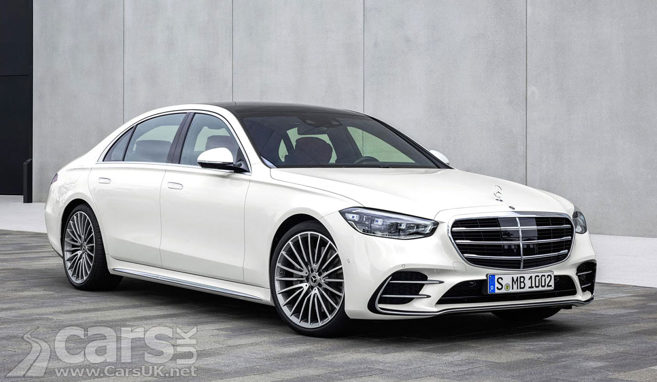 Photo New Mercedes S-Class