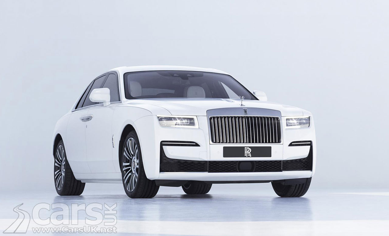 Photo New Rolls-Royce Ghost