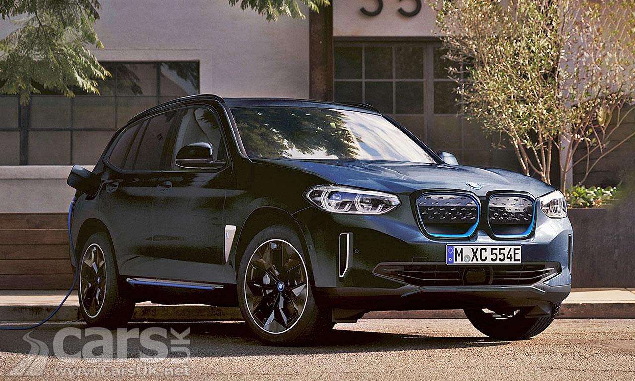 Photo BMW iX3 Premier Edition