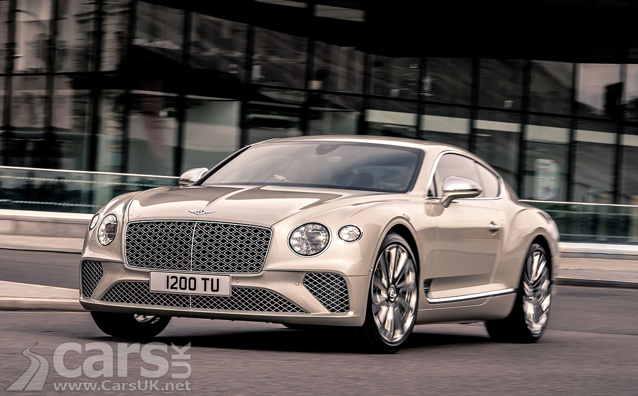 Photo Bentley Continental GT Mulliner Coupe