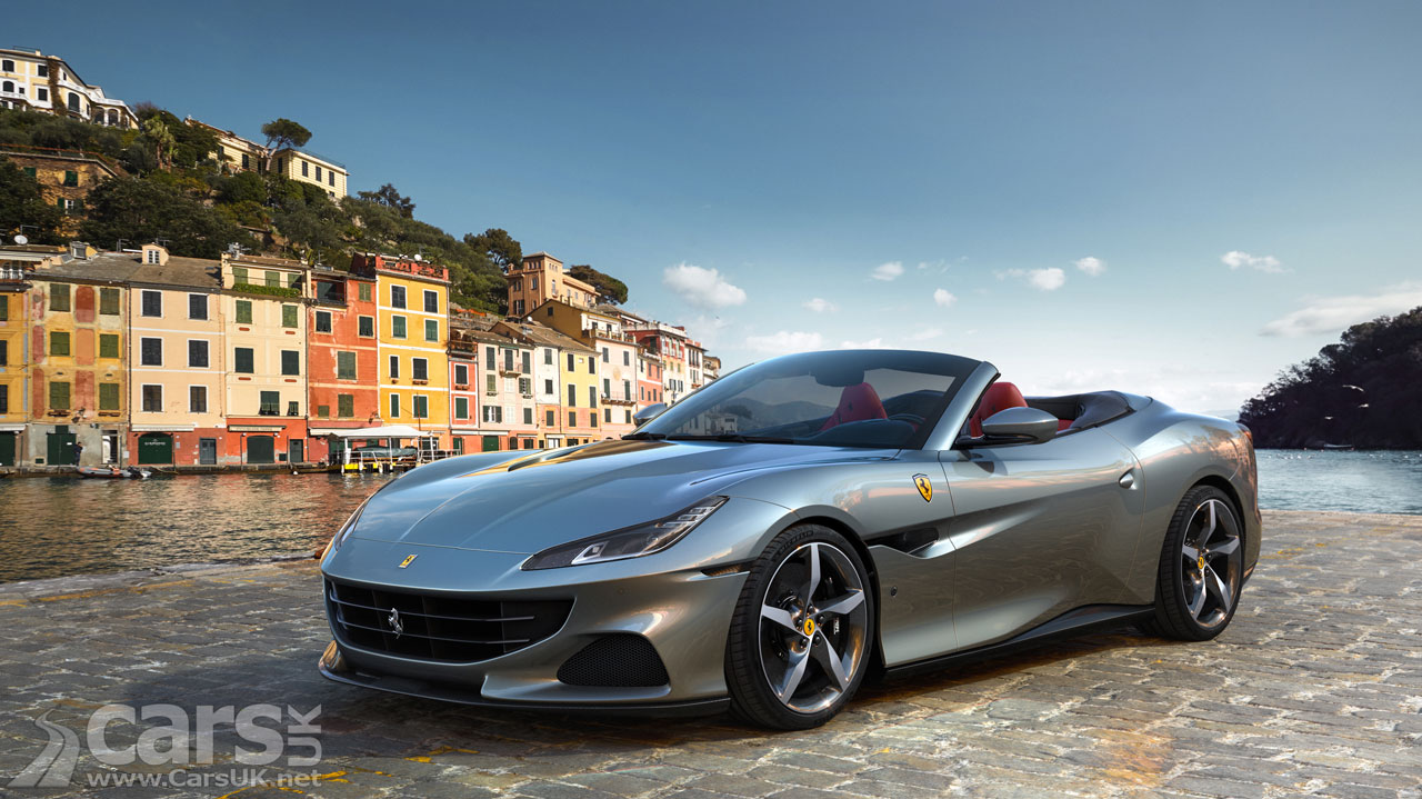 Photo Ferrari Portofino M