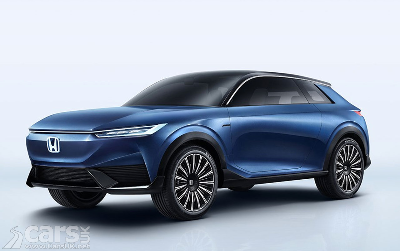 Photo Honda SUV e:concept