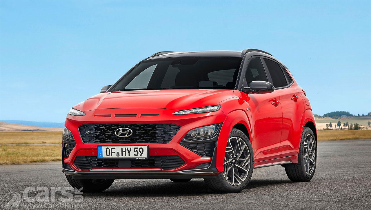 Photo Hyundai Kona N Line