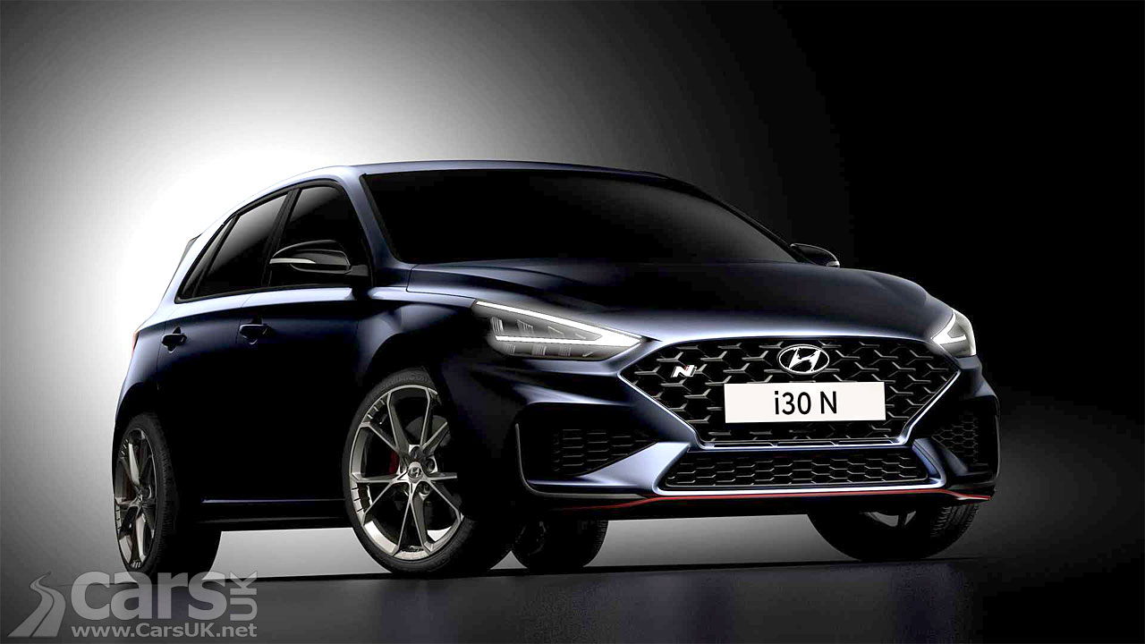 Photo New Hyundai i30 N