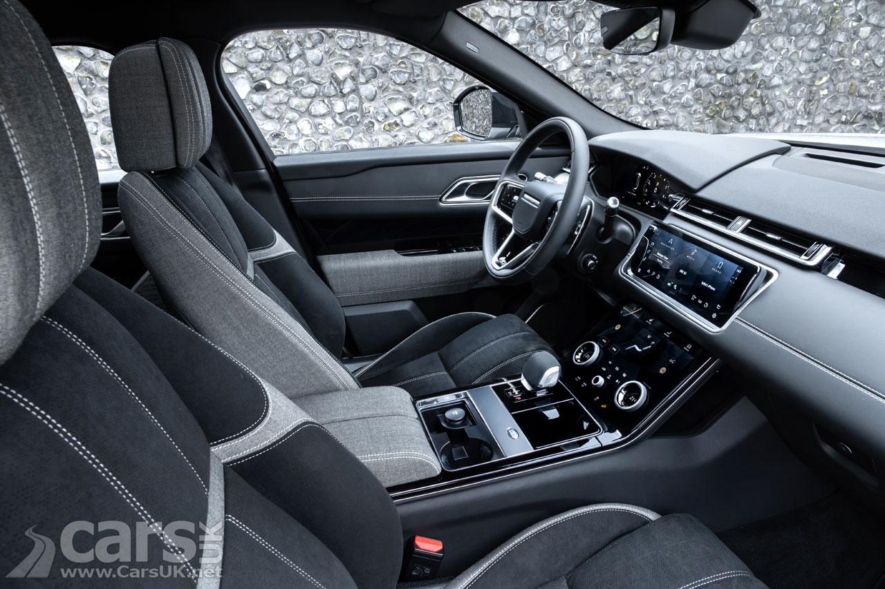 Photo Jaguar Land Rover Interior waste plastic