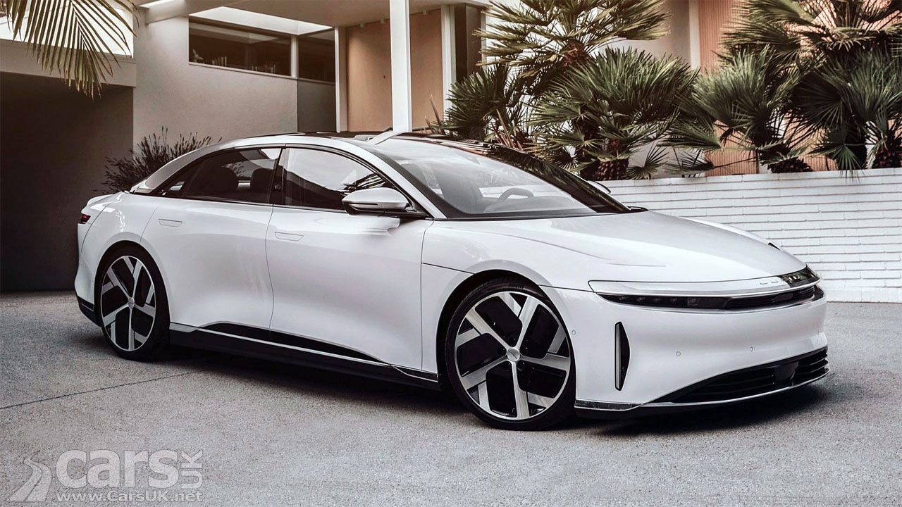 Photo Lucid Air