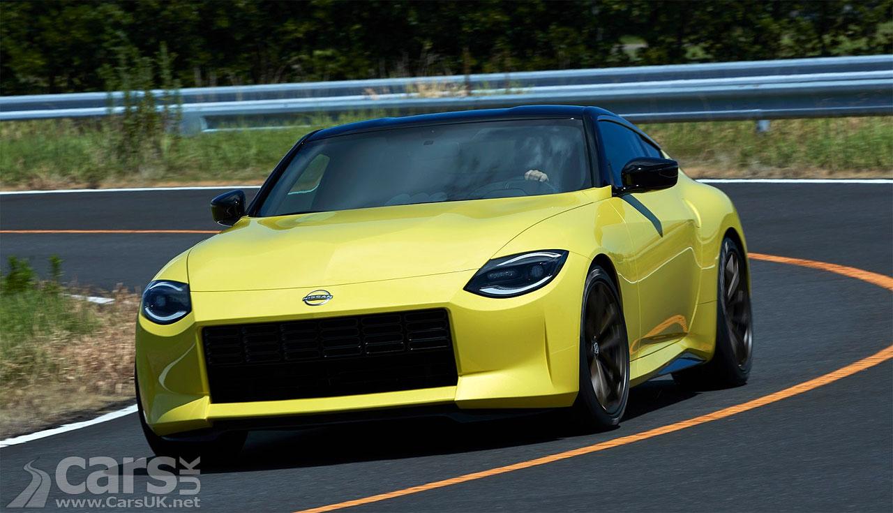 Photo Nissan Z Proto